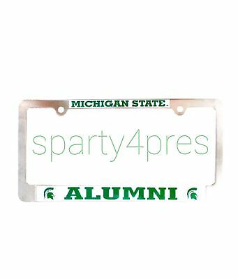Luxury Michigan State License Plate Frame Elaboration - Custom ...