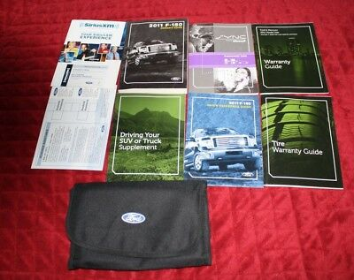 Owner operator manuals car truck manuals manuals literature 2011 ford f 150 king ranch limited xl lariat fx4 xlt 4x4 owners manual publicscrutiny Images