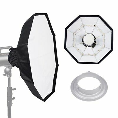 "70cm / 27"" WHITE Studio Collapsible Beauty Dish fr Bowens Mount Studio Flash"