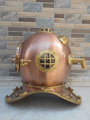 Antique  Replic Diving Diver Helmet Nautical Maritimes  Diving Scuba Vintage Sea