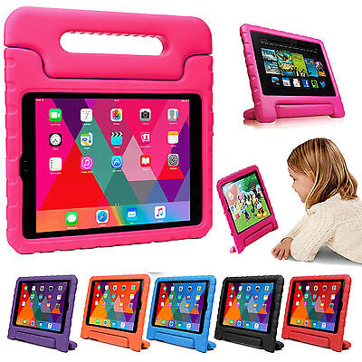 "Kids Shockproof Case Cover EVA Foam Stand For Apple iPad 9.7"" Mini 1 2 3 4 Air 2"