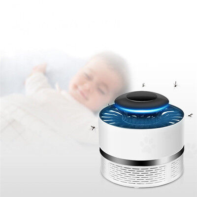 New Electronic Anti-mosquito UV Lamp NO Radiation Photocatalyst Mosquito Killer