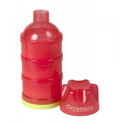 CLEVAMAMA food and milk container 7014
