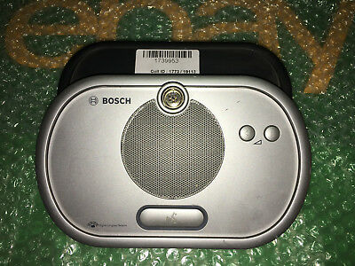 Bosch Conference DCN-WD-D Wireless Discussion Mic Delegate Chairman Microphone