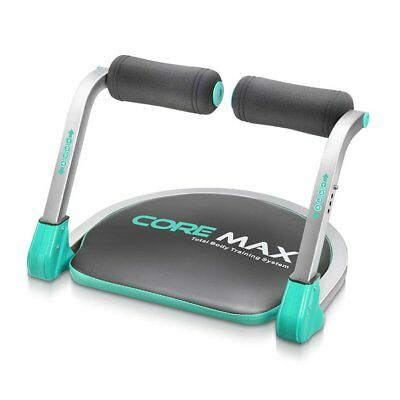 Core Max 8-in-1 Total Body Fitness Machine System Ab Core Workout Home Gym