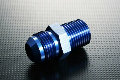 JIC8 AN -8 to Metric M16 P1.5 Fitting Adapter 3/4 x 16 UNF to 16mm x 1.5