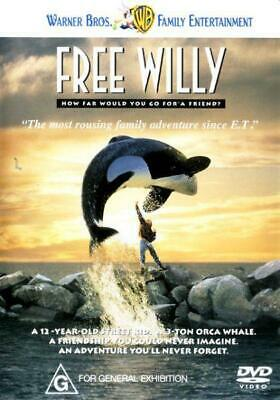 DVD - Free Willy [1993] (Preowned)