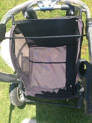 iCandy Apple 2010 Shopping Basket Black (chassis not inc)