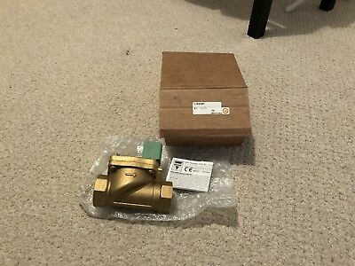"""Sirai L182D01 Solenoid Valve with 1"""" Ports"""