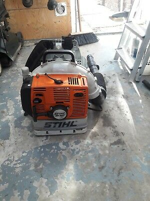 stihl br380 back blower vgc fully working