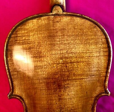 18th - 19th Century Tyrolean Violin Estate Old