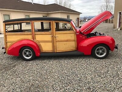 1939 Ford Other deluxe Classic 1939 Ford Woodie