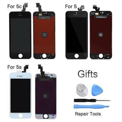 Touch Screen LCD Digitizer Frame Assembly Replace For iPhone 5/5s/5c/6/6s/7 Plus