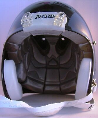 Footballhelm Adams A2015 Youth- ELITE, schwarz, Gr. XL, Neu,