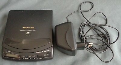 TECHNICS SL-XP1 WALKMAN DISCMAN draagbare CD speler portable player lecteur 100%