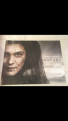 my cousin rachel original quad movie poster d/s 30x40 in mint condition