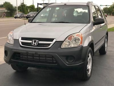 2005 Honda CR-V  2005 Honda CR-V LX 4 Cylinder 2.4L Cold AC Drives Great Florida Owned L@@K