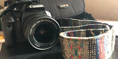 Canon EOS Rebel t1i Used Camera, used, but fully functional, with basics