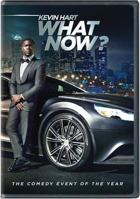 Kevin Hart : What Now (2017) The Best Comedy, DVD Free Shipping, New, Sealed