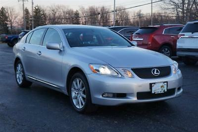 GS AWD NAVIGATION CAMERA LEATHER ONLY 68K MILES 2007 LEXUS GS 350 AWD NAVIGATION CAMERA LEATHER ONLY 68K MILES 68,199 Miles Silv