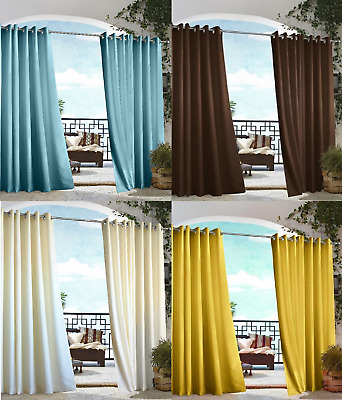1 Set Outdoor Patio Decor Gazebo Shade Grommet Panel Thermal Sunblocking K68