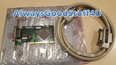 National Instruments PCI GPIB Controller Card with 2.1M Cable