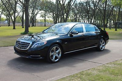 Mercedes-Benz Maybach S 600 Maybach S600 1 Owner MSRP $192115 One Owner Non Smoker Maybach S600 Only 6k Miles Perfect Condition MSRP $192115