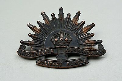 Wwi Australian Commonwealth Armed Forces Hat Pin
