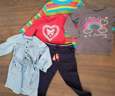 Bulk Lot Girls Winter clothing size 4