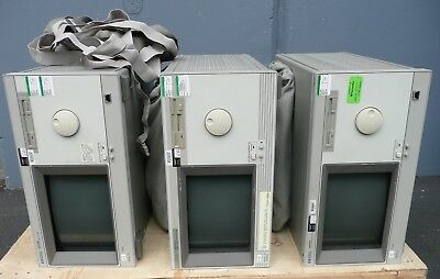 HP / Agilent 16500C x 1 & 16500B x 2 Logic Analysis Systems - LOT of 3, #39931
