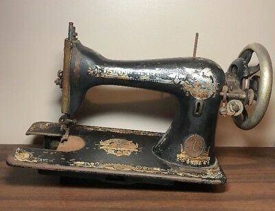 old singer sewing machines by serial number