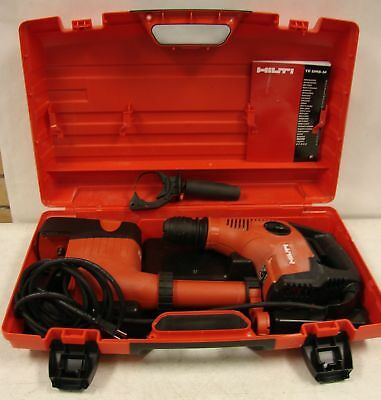 Hilti TE 7-C Rotary Hammer Drill Demolition Breaker with Dust Removal System