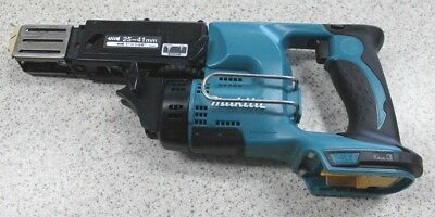 Makita 18V Cordless Mobile Auto Feed Screwdriver Skin Only DFR450X