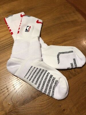 Authentic NBA Issued Socks