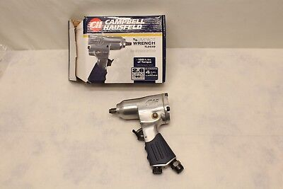 """Campbell Hausfeld TL0549 3/8"""" Air Impact Wrench Automotive Tool 100 ft-lbs"""