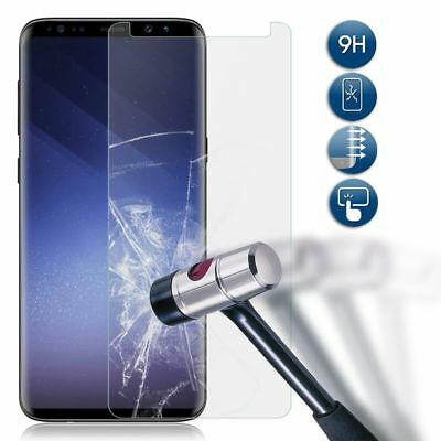 Newest Tempered Glass Screen Protector HD Clear Film For Samsung Galaxy S9