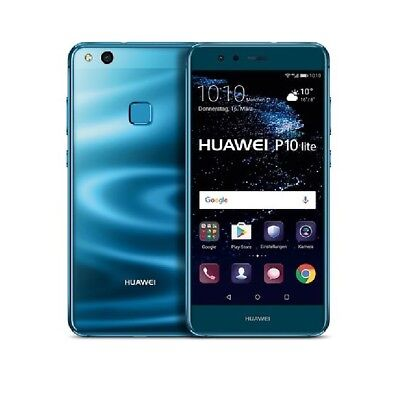 "4G Smartphone HUAWEI P10 Lite 5.2"" 4GO/32GO Android Octa Core 12MP Fingerprint"