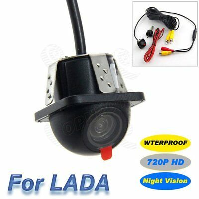 Waterproof NTSC CCD HD Vision Camera Webcam Car Reverse Parking Backoff For Lada