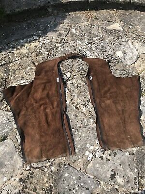 Ladies full Suede Riding Chaps