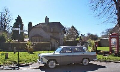 1969 Wolseley 16/60 16 60 4 Door Saloon Classic Manual Farina Riley Austin