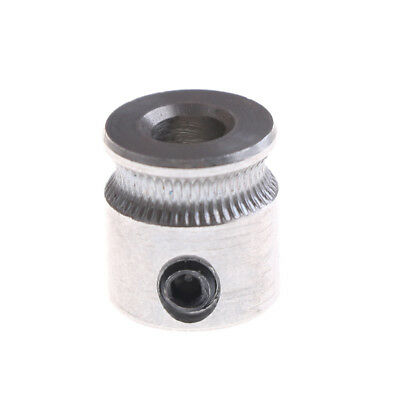 1 Pcs MK7 Stainless Steel Extruder Drive Gear Hobbed Gear For Reprap 3D Printer@
