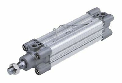 CP96SDB40-50C SMC ISO 15552 Cylinder, Double Acting, Single Rod, D40mm, L50mm