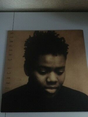 Tracy Chapman - S/t Same / Germany-Lp 1988 & Inlet