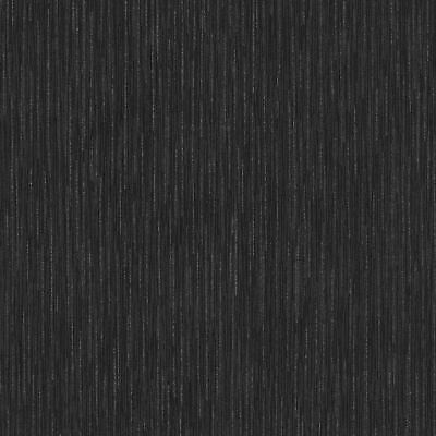 Opal Plain Black Wallpaper With Glitter Highlights P+S 13521-10 New