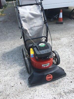 Billly goat vacuum/Ibea Turbo 70 petrol vacuum leaf collector