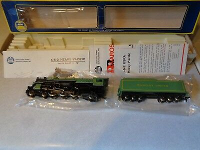 HO scale, AHM,Rivarossi Southern Crescent pacific steam loco,boxed