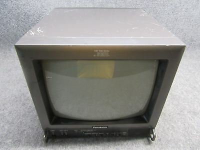 """Panasonic  Model BT-S1370Y 13"""" Professional Color Video Monitor Tested Working"""