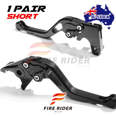 Fit Yamaha TMAX 500 08 09 10 11 12 CNC SBB GP Short Front Rear Brake Levers
