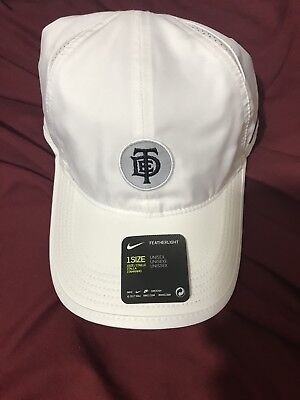 7c4159e4 TDE X NIKE Kendrick Lamar Championship Tour Pop Up Hat White ...