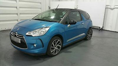 2015 Citroen DS3 BlueHDI D-Style Nav S/S Salvage Category S 64908